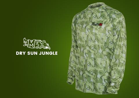 DRY SUN JUNGLE