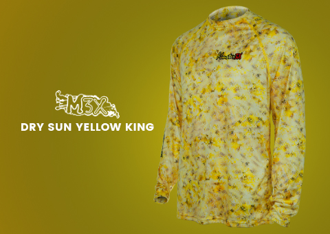 DRY SUN YELLOW KING