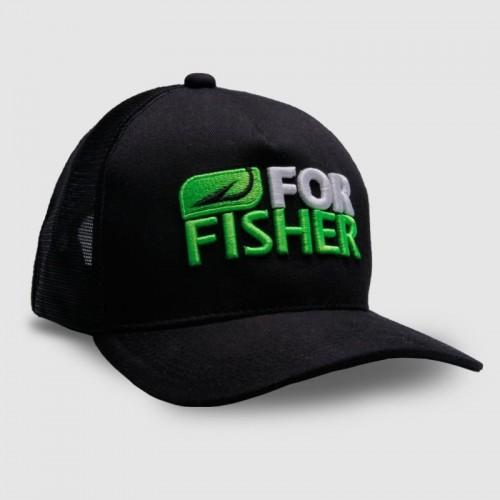 Boné For Fisher com tela