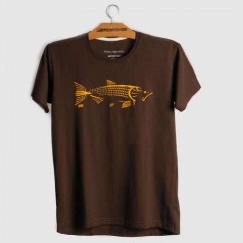 Camiseta Dourado Tribal