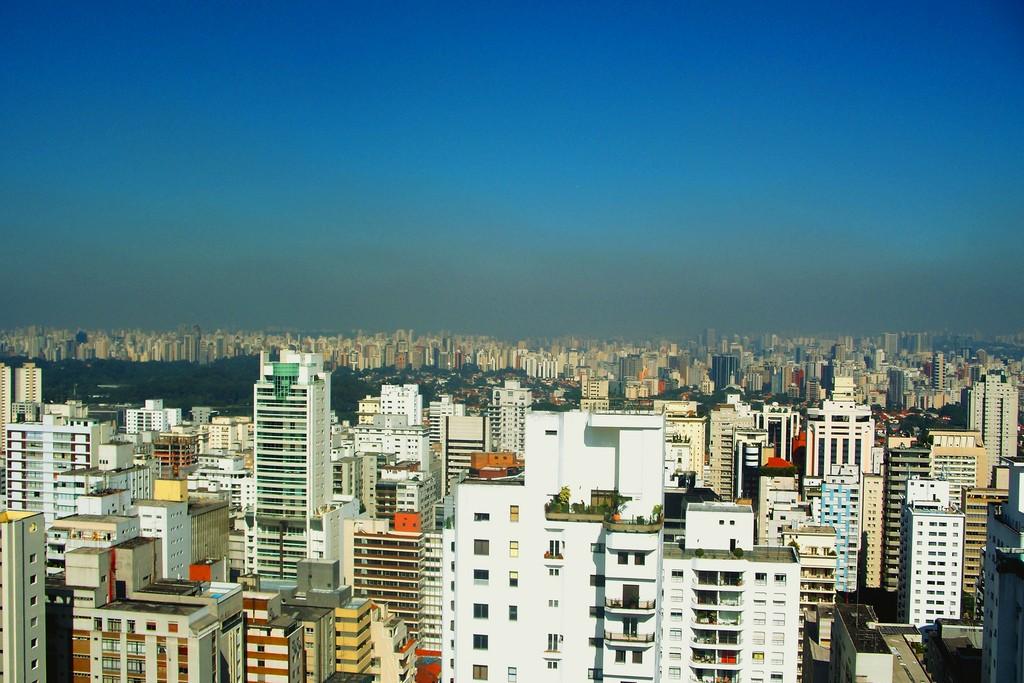 Vista de São Paulo. Foto: Wikimedia (CC)/Alexandre Giesbrecht