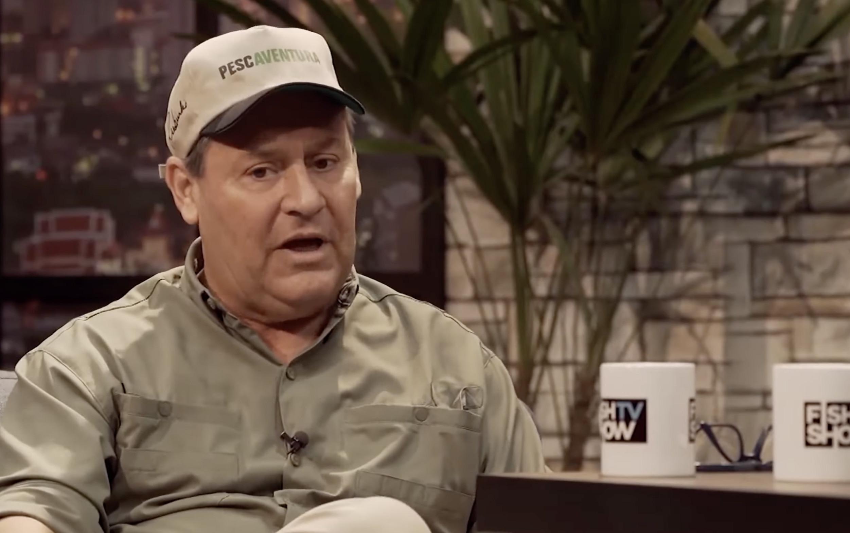 Rubinho Almeida em entrevista ao FishTV Show
