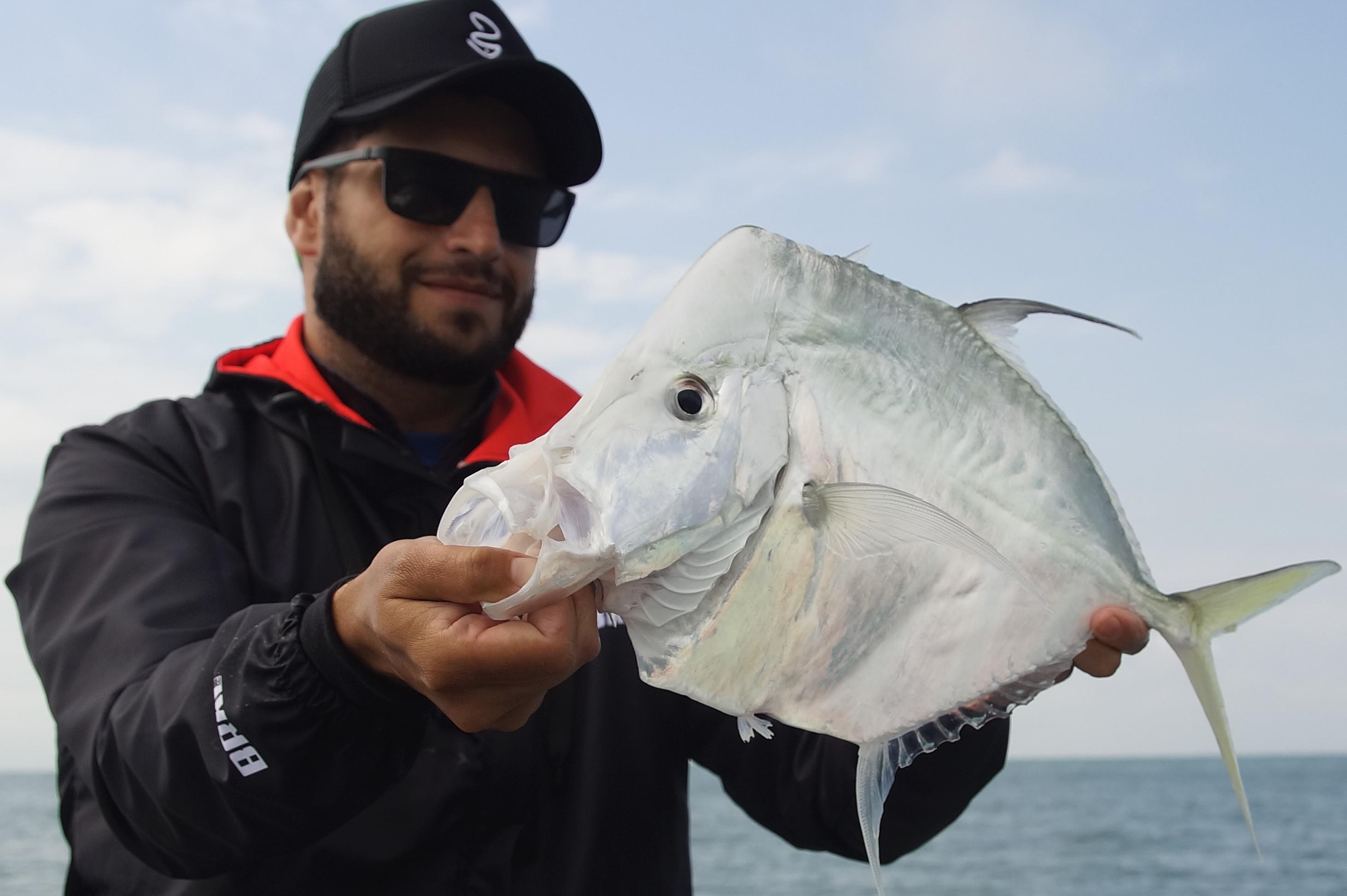 Tiago Papan garante que grandes peixes podem sair durante a pesca urbana