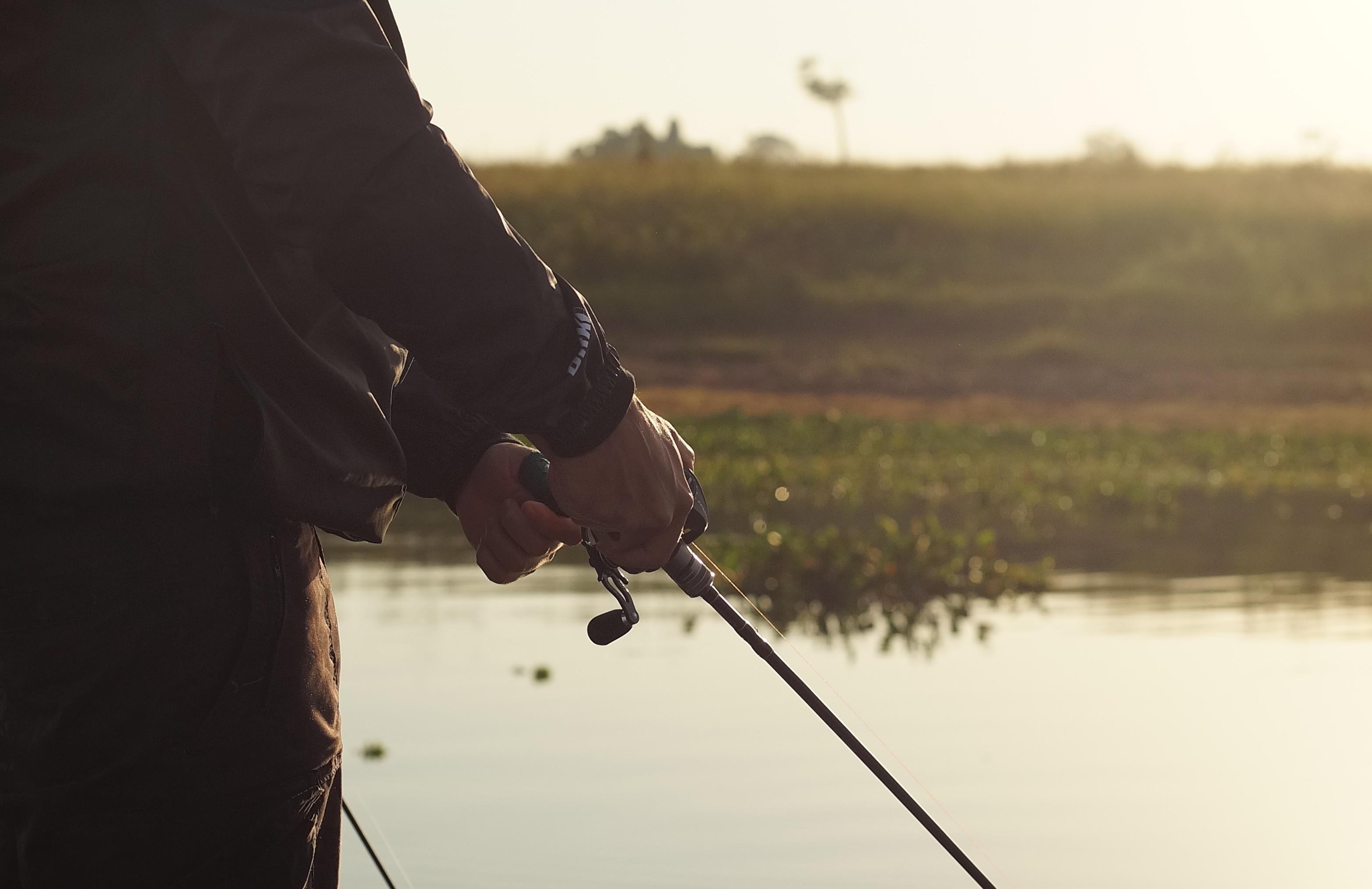 Apresentador quer mostrar que a técnica pode fazer a diferença na pesca urbana