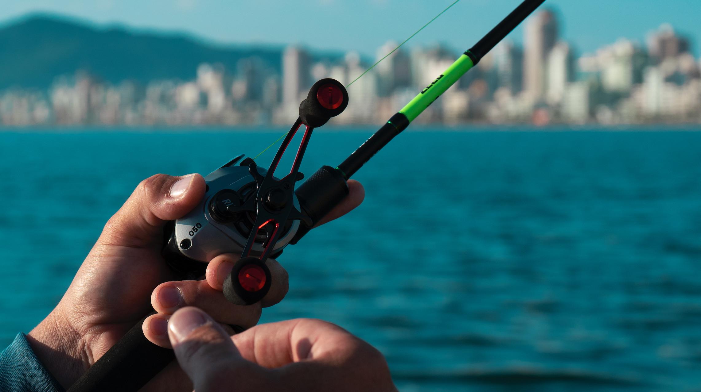 Equipamentos Zeeo te acompanham nas melhores pescarias