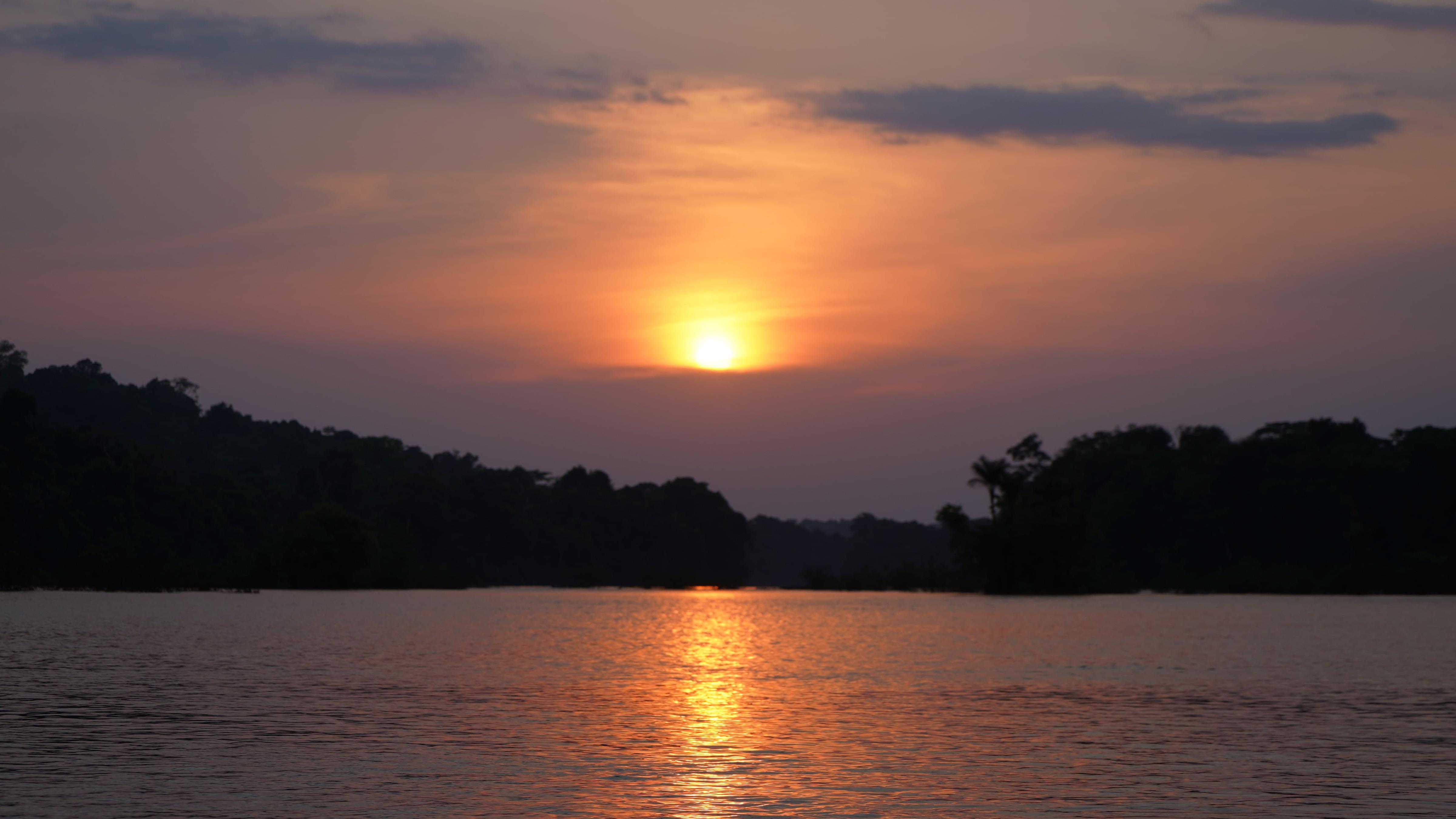 Paisagens de pesca diversas podem ser encontradas pelo território brasileiro