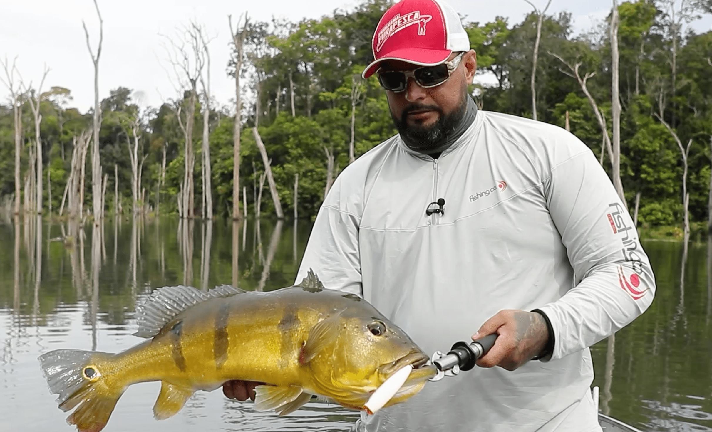 Eduardo Monteiro está animado com a nova temporada de Pura Pesca