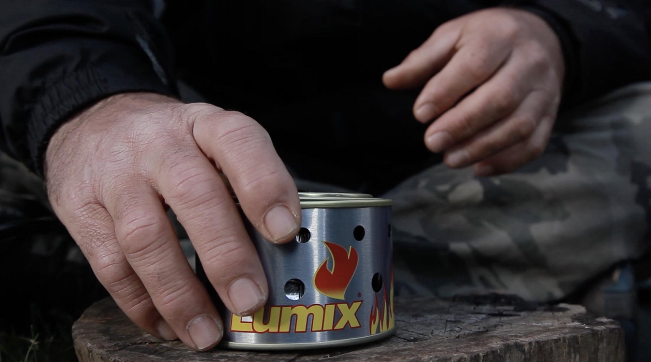 Acendedores Lumix podem ajudar o pescador em diversas ocasiões