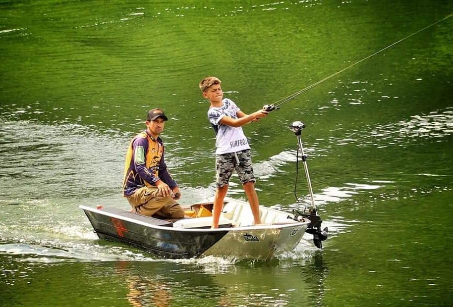 Qualquer pescador esportivo pode participar da Copa Iguaçu de Pesca Esportiva
