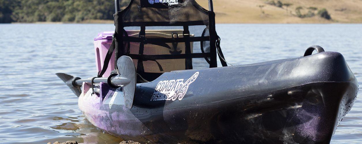 Combat Fishing: o caiaque de pesca chegou a outro patamar