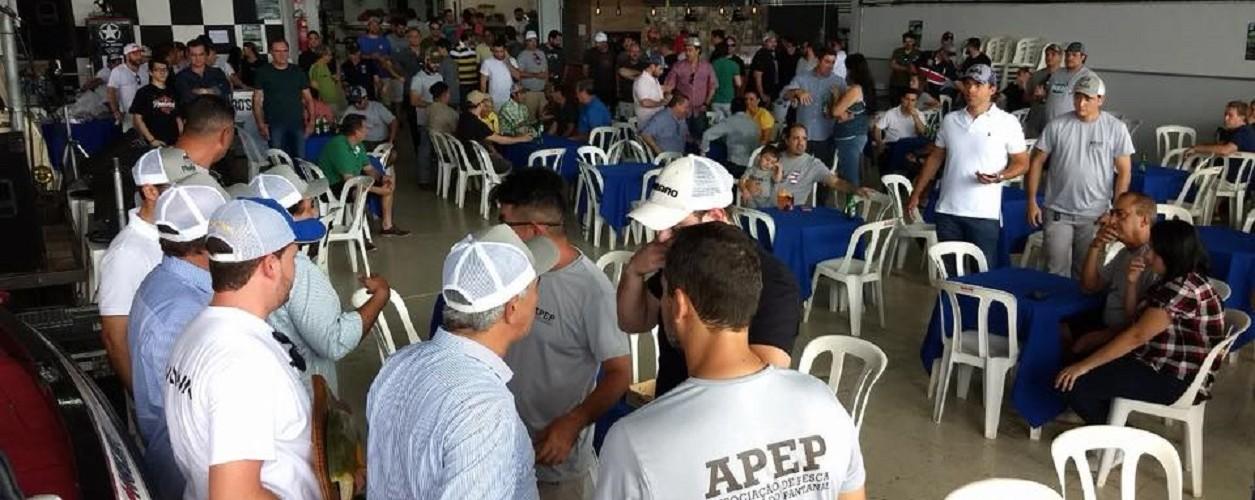 APEP, encontro pesca esportiva, MS