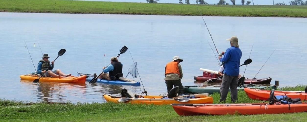 APEF, caiaque, pesca esportiva