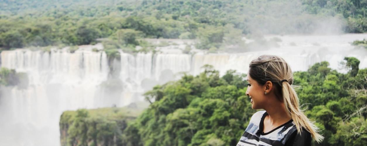 Destinos no Brasil e Paraguai em uma mesma viagem