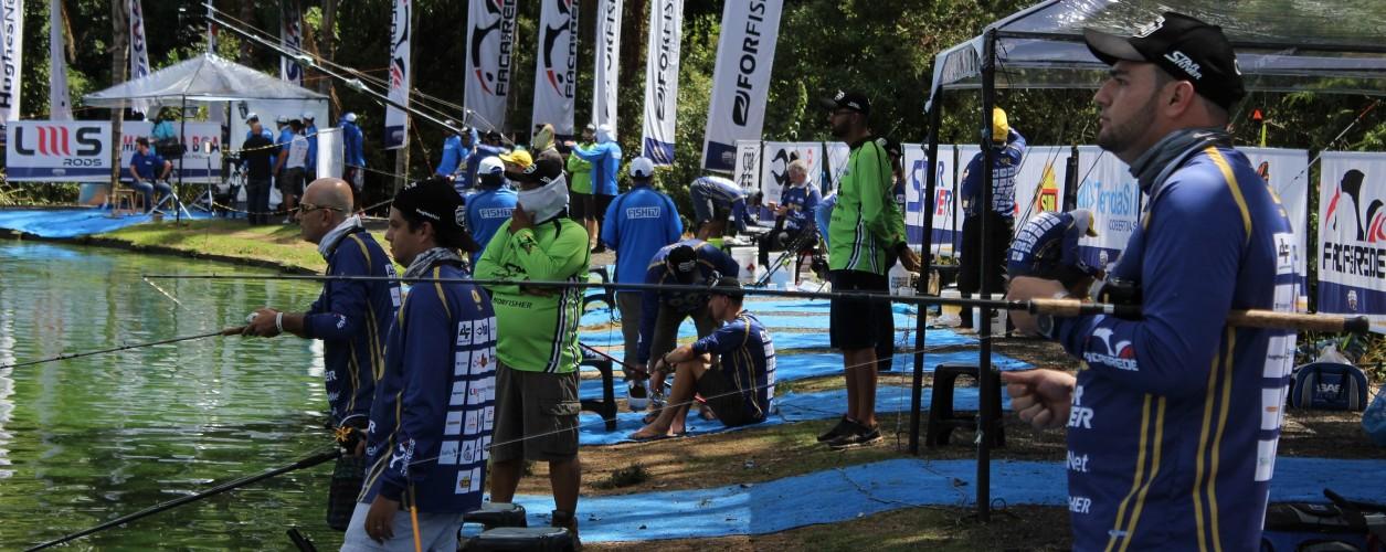 Segundo Campeonato Brasileiro em Pesqueiros terá nova dinâmica de prova