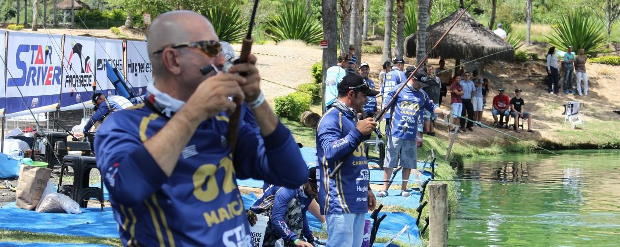 Sem vaga no Campeonato Paulista em Pesqueiros? Veja as opções para não ficar de fora