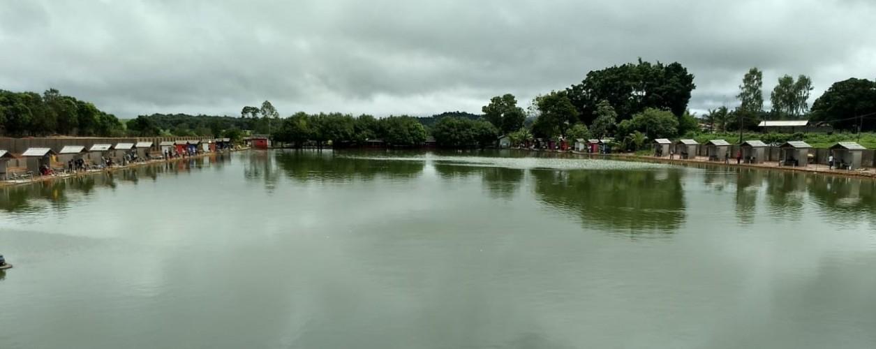 Pesque e pague Rio Canastra