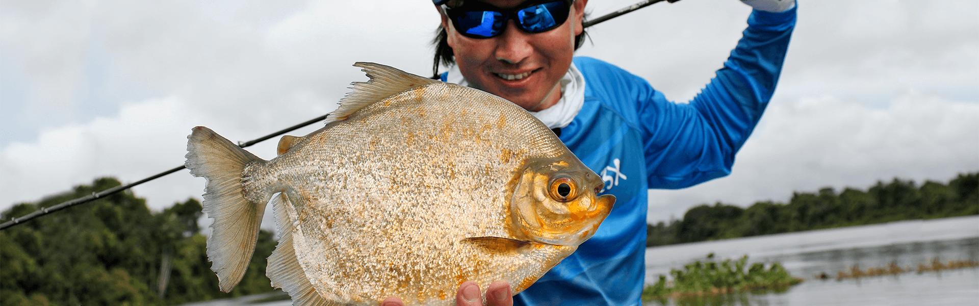 3 pescarias que você precisa fazer na Amazônia