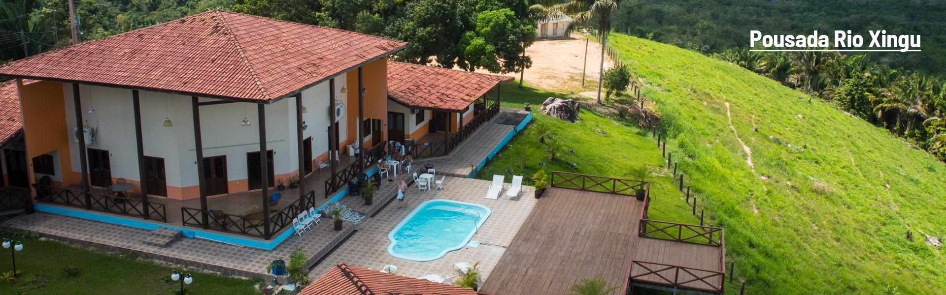 Pousada Rio Xingu renova com a Fish TV
