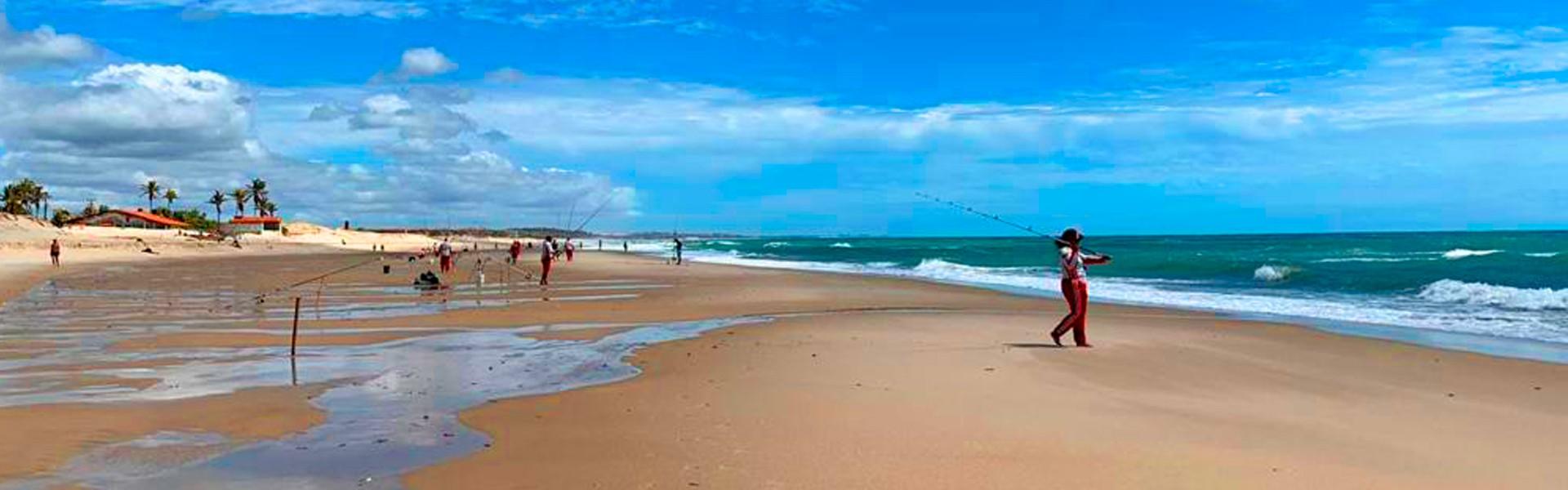 Provas e Torneios irá até o Ceará conferir o Open Brasil de Surfcasting