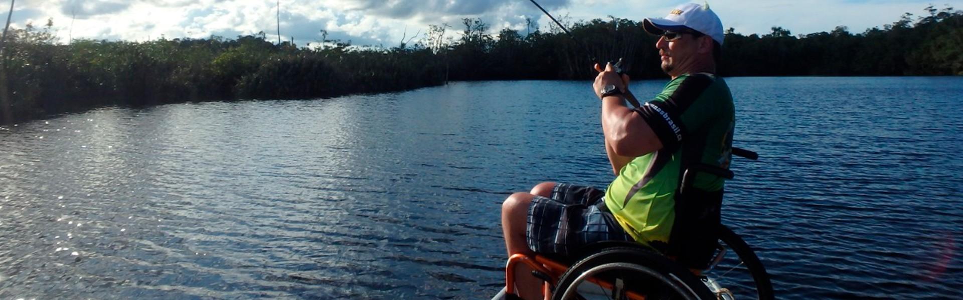 Não é só pescaria: conheça a história de Leandro Simioni