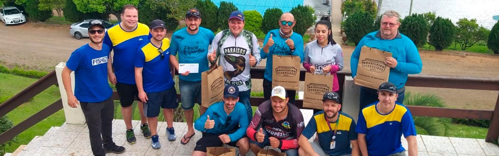 Campeonato Brasileiro em Pesqueiros: veja a preparação de alguns dos participantes