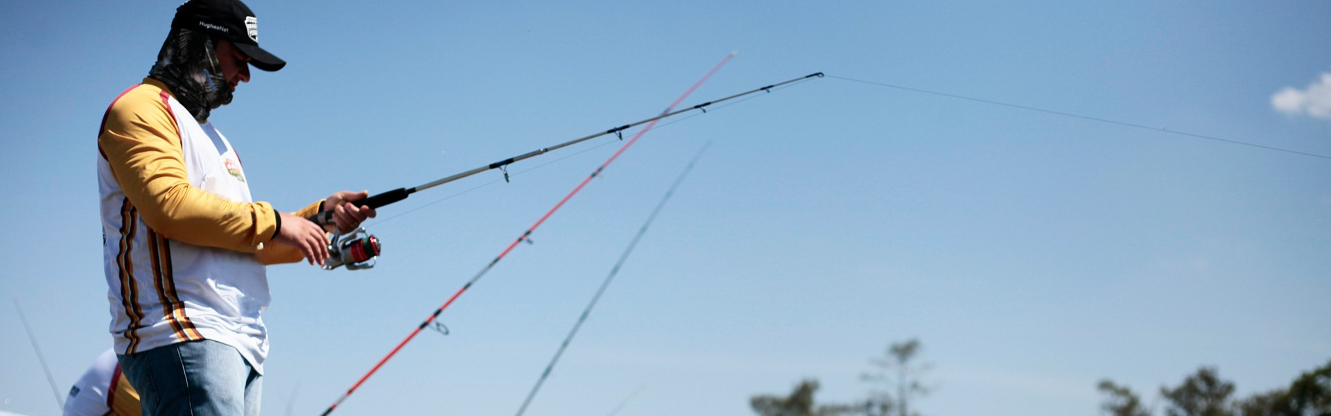 Arena do pesqueiro Gabardo fica aberta para os treinos até 06 de novembro