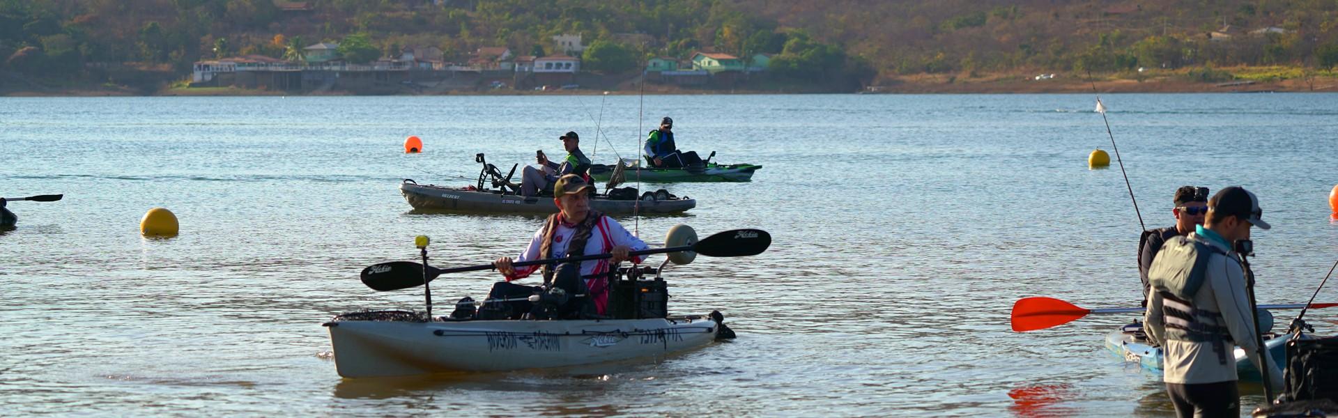 Veja as competições de pesca esportiva que agitaram o fim de semana