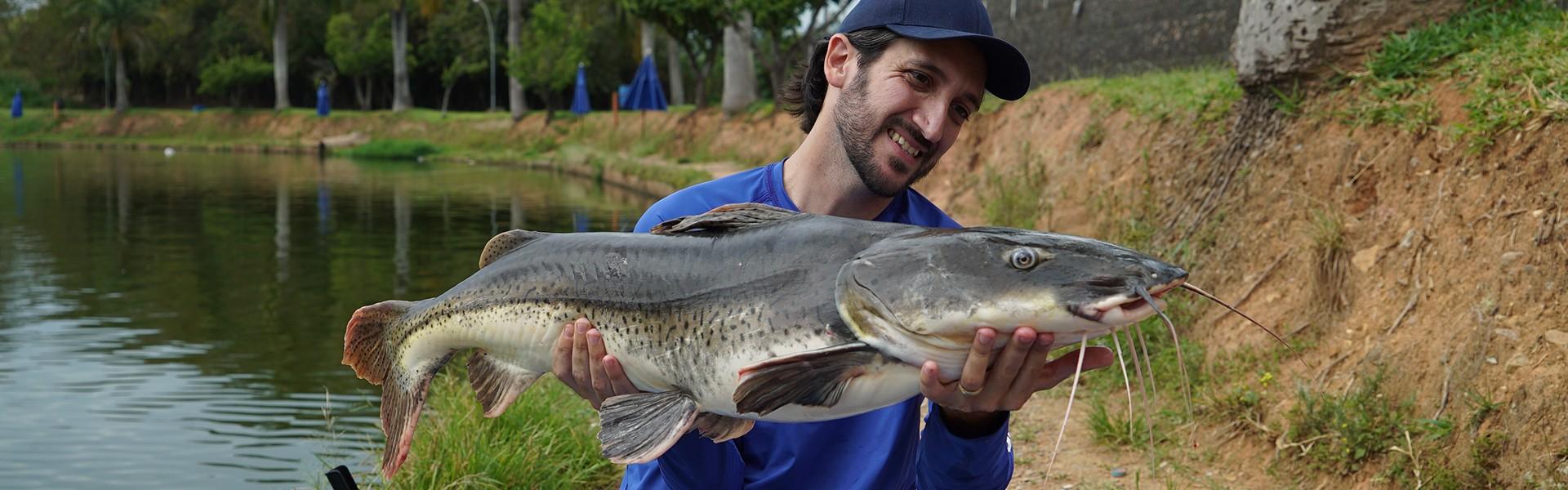 Pesqueiros do Brasil estreia neste fim de semana