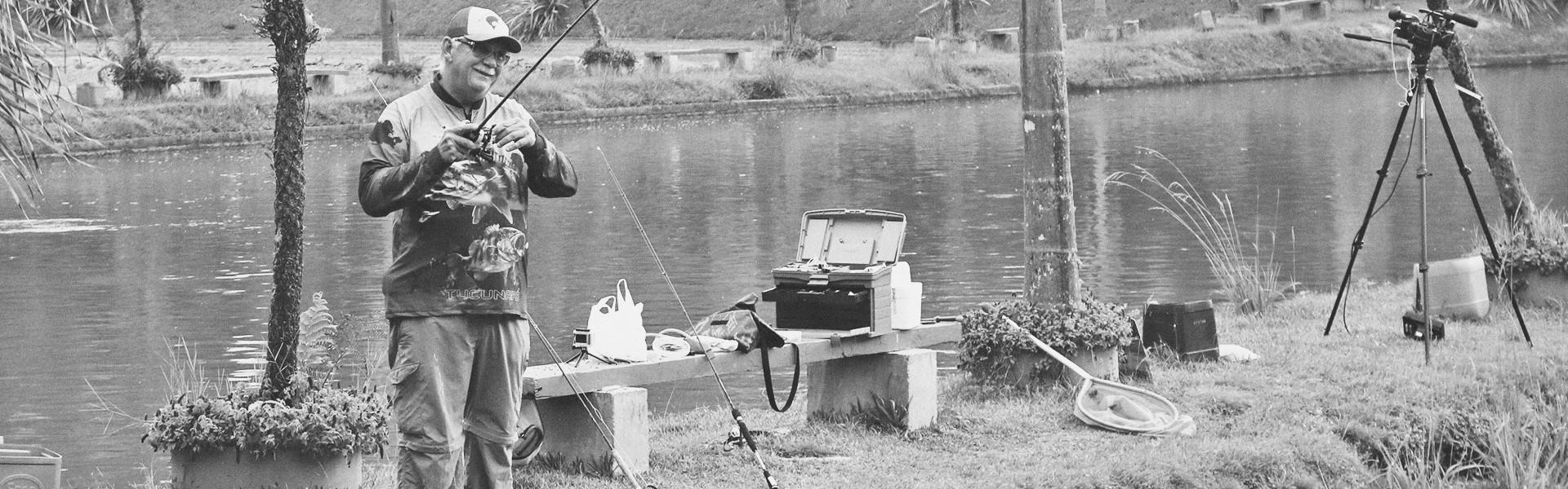 Pesca Dinâmica: o último episódio de 20 anos de ensinamentos de Reinold Baudisch