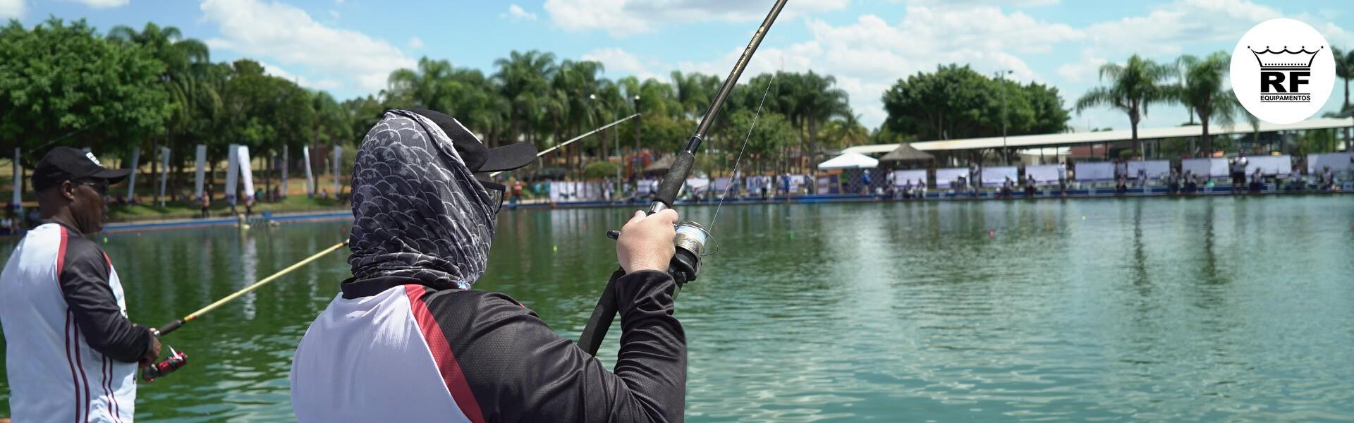RF Equipamentos inicia parceria com Campeonato Brasileiro em Pesqueiros