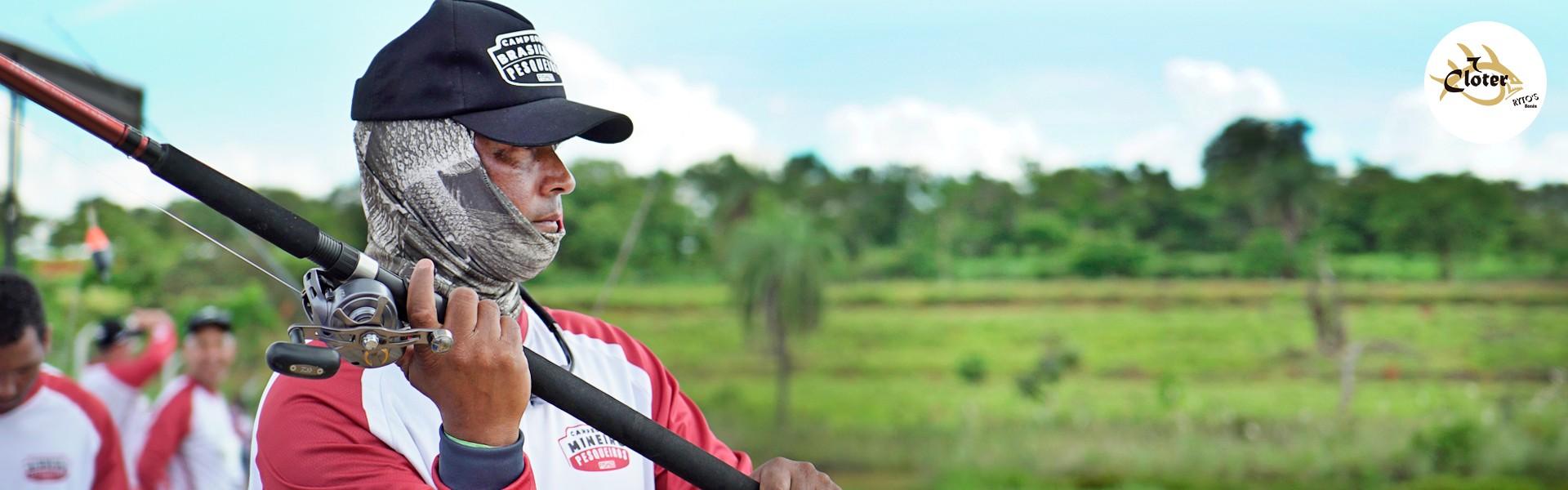 Cloter - Rytos Bonés renova parceria com o Campeonato Brasileiro em Pesqueiros