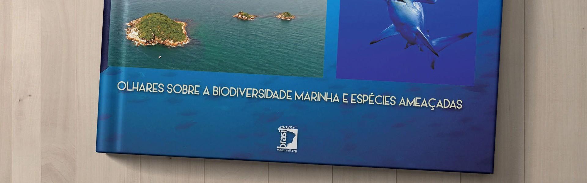 Livro sobre a biodiversidade marinha será disponibilizado gratuitamente em evento do REBIMAR