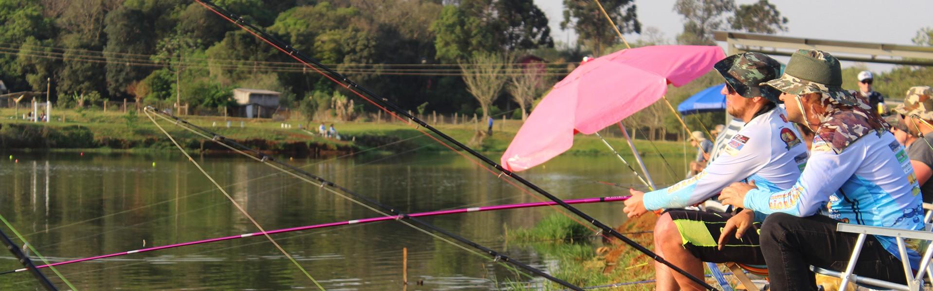 Desafio de Pesca reuniu 60 duplas em Guatambu, SC