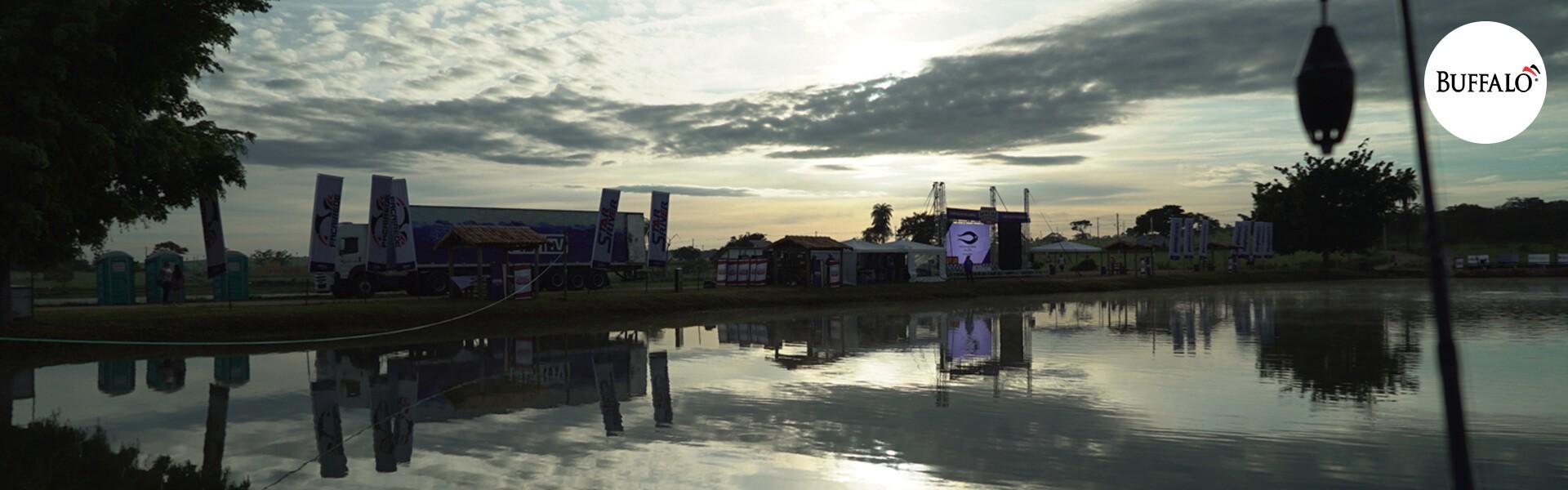 Buffalo Motores começa parceria com Campeonato Brasileiro em Pesqueiros