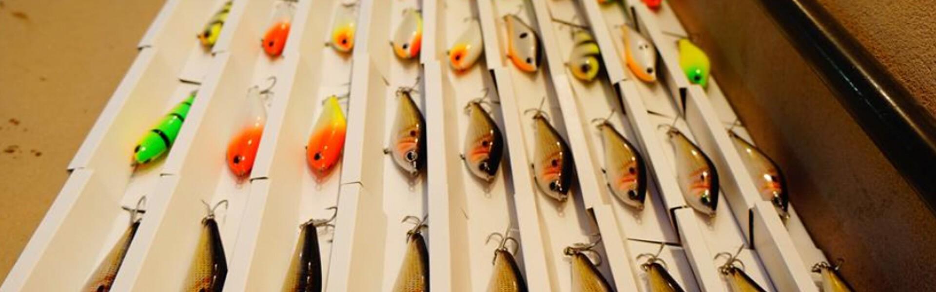 Mercado da pesca esportiva
