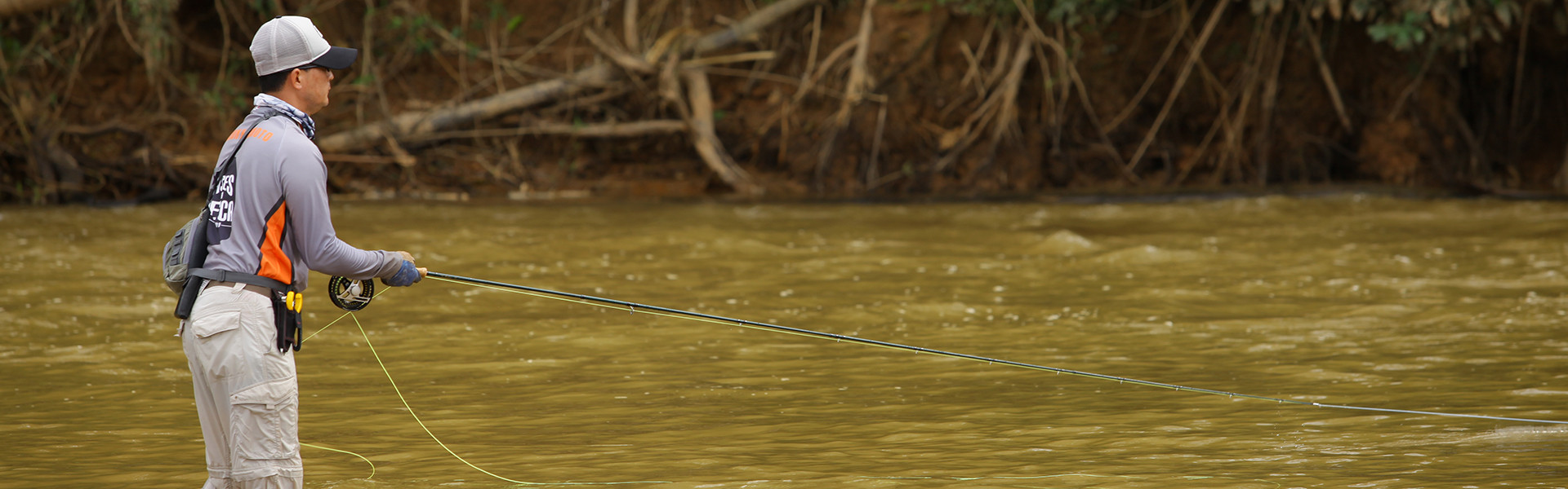 Gerson Kavamoto, um pescador que se fez imortal através de seu repertório