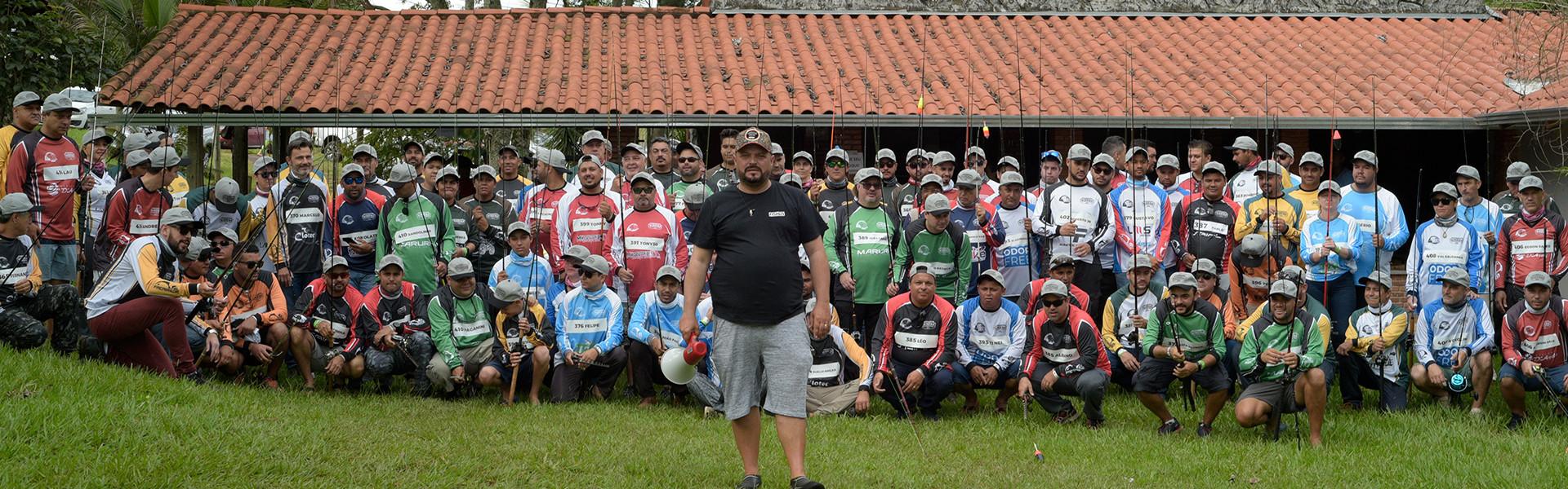 Está chegando: Minas Gerais será palco do 3º Campeonato Brasileiro em Pesqueiro