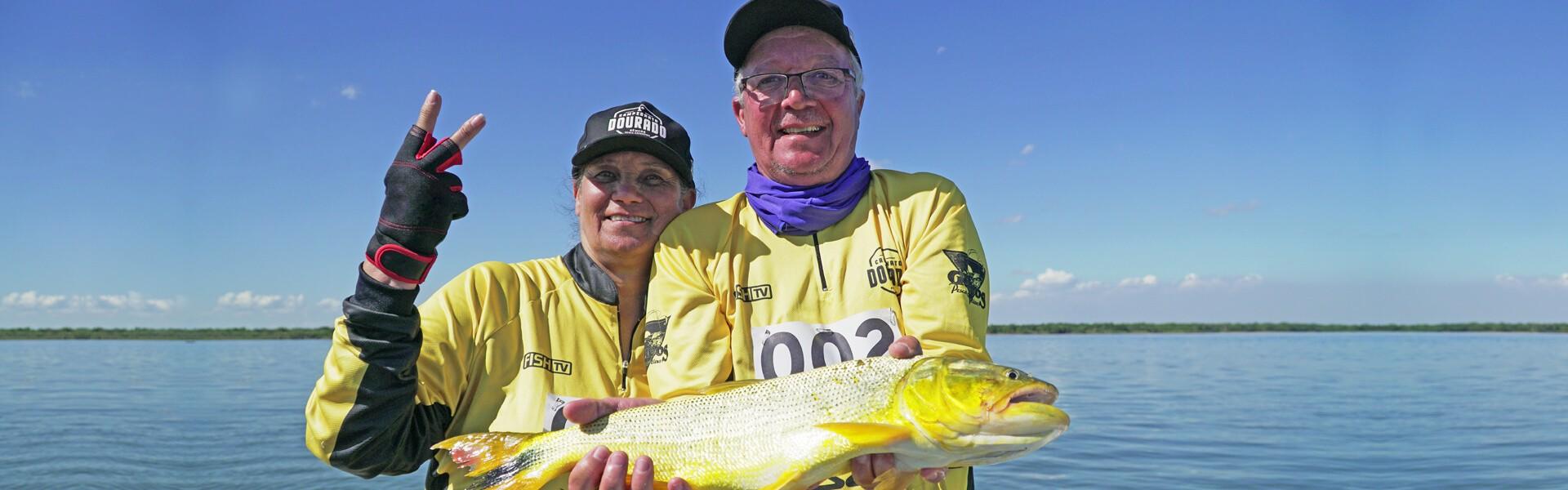 Campeonato de Dourado Gêmeos Pesca Esportiva