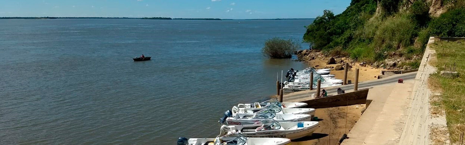 Governador de Corrientes libera o retorno da pesca