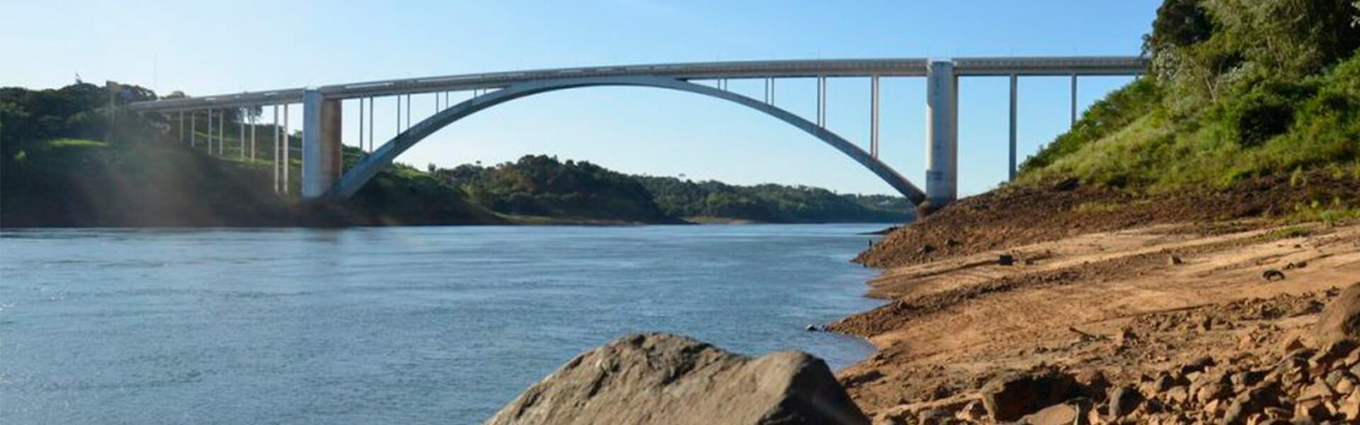 Chuvas aumentam nível dos rios Uruguai e Paraná