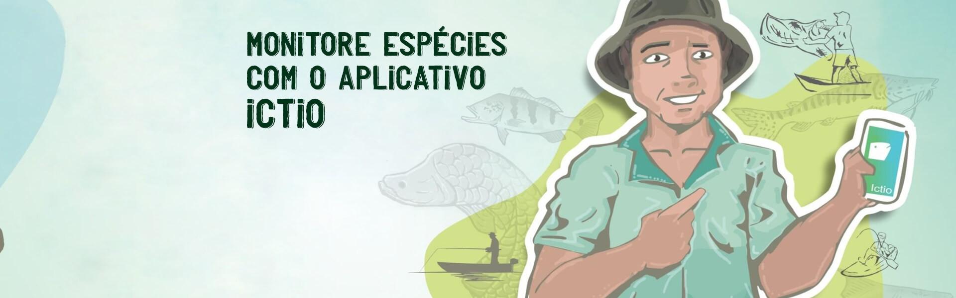 Aplicativo Ictio: saiba como mapear peixes amazônicos