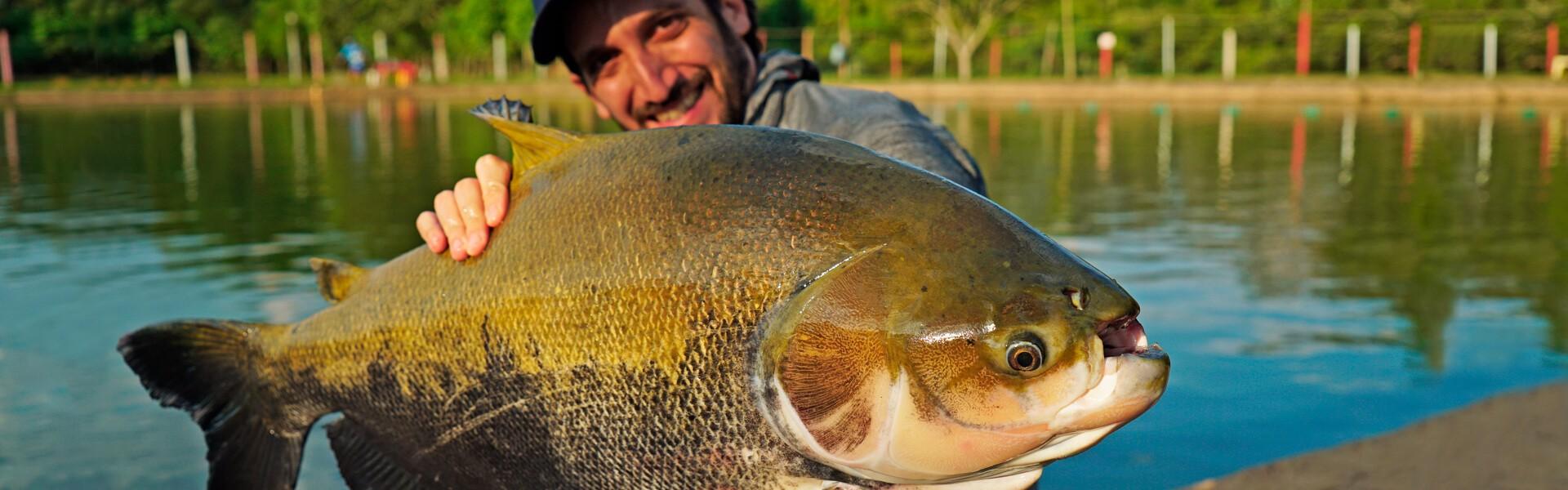 Campeonato Brasileiro em Pesqueiros: Paraná recebe a próxima etapa da competição