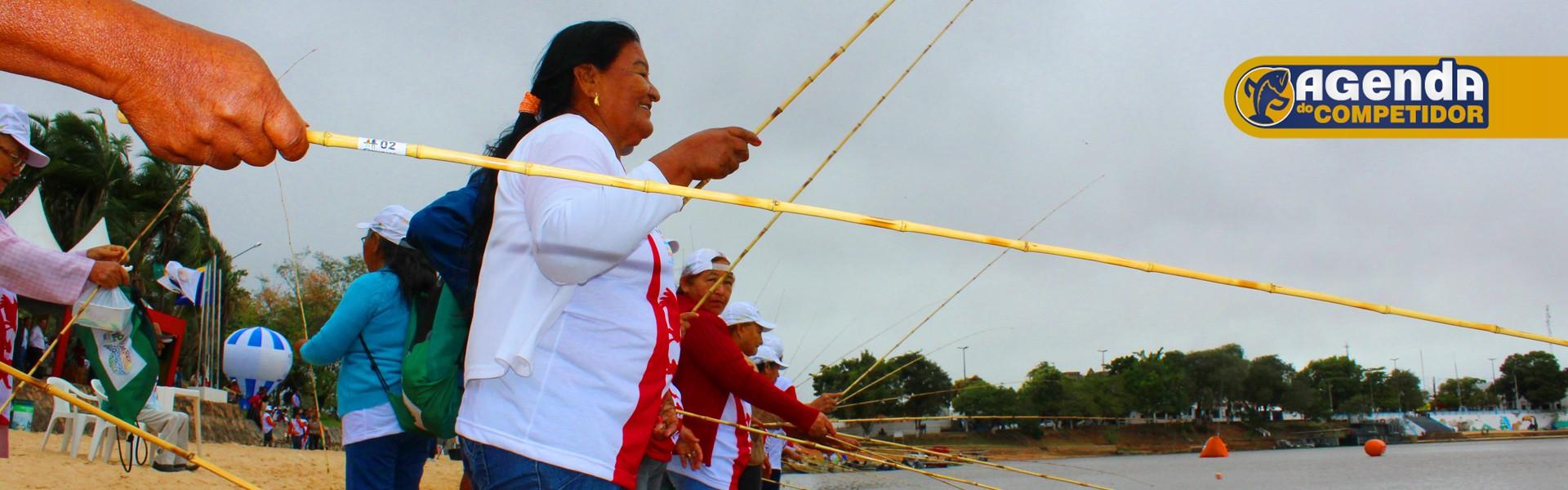 Competição tradicional de pesca