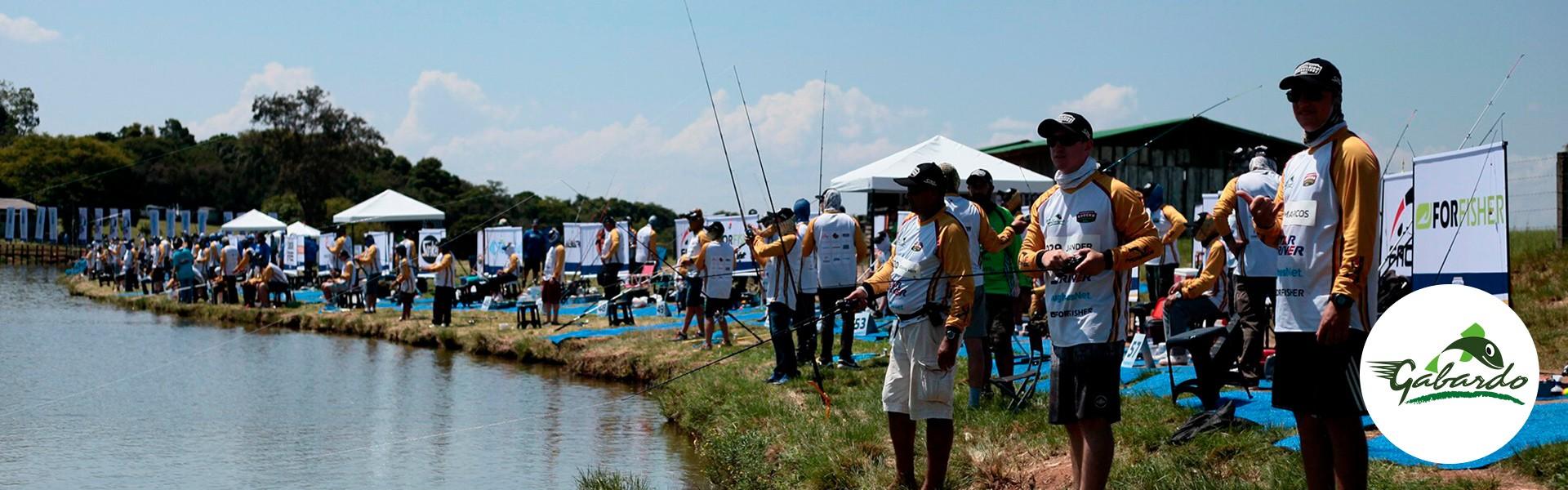 Campeonato Gaúcho em Pesqueiros: como nasce a arena de pesca