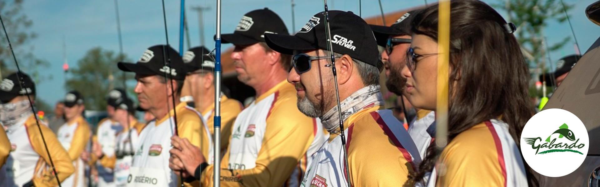 Campeonato Brasileiro em Pesqueiros, Rio Grande do Sul