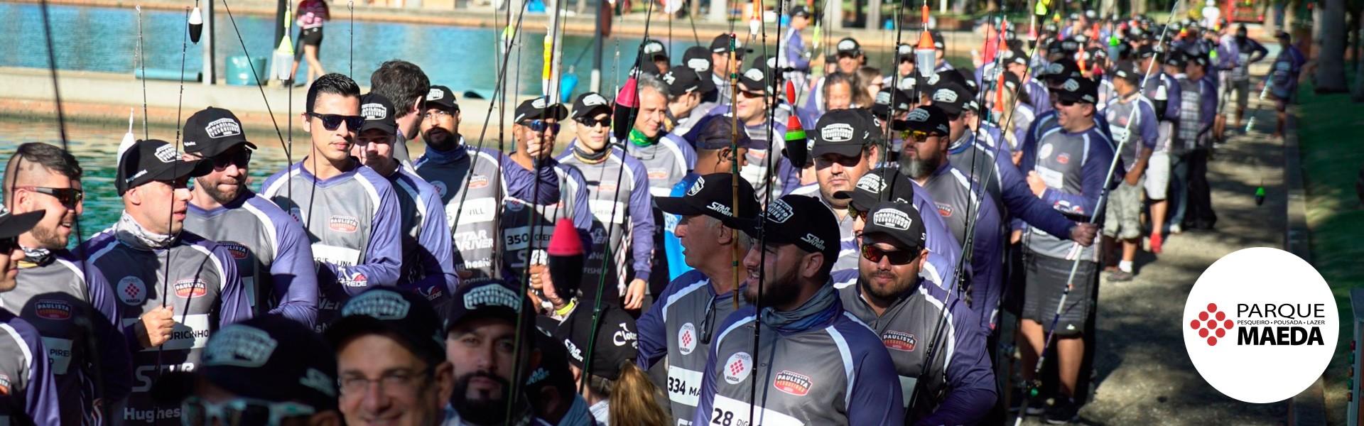 Pescadores estão na expectativa para o segundo Campeonato Paulista em Pesqueiros