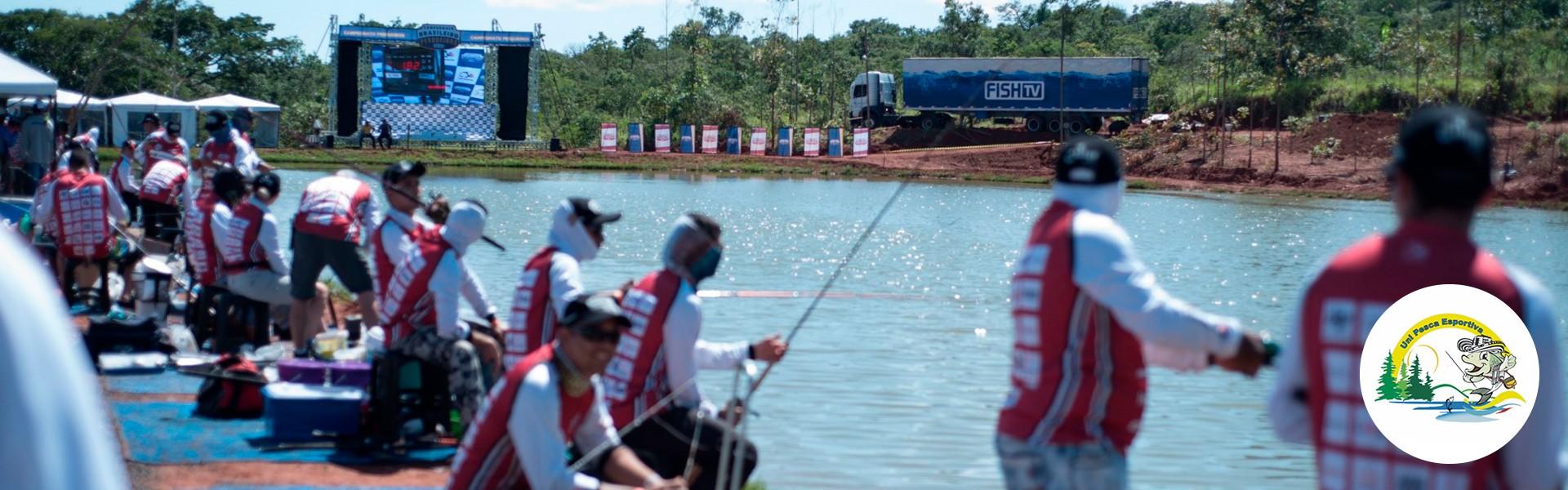 Campeonato Brasileiro em Pesqueiros, Minas Gerais