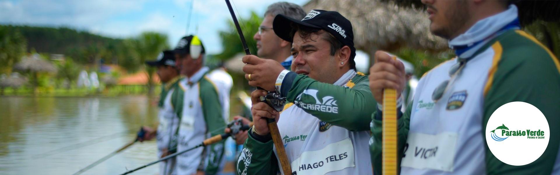Campeonato Brasileiro em Pesqueiros, Goiás