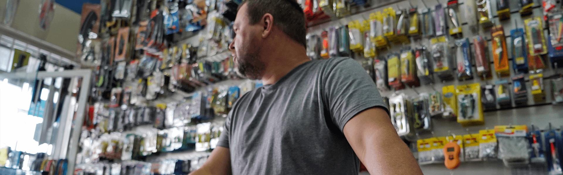 Conheça as histórias das lojas de pesca do Brasil: uma nova atração da Fish TV