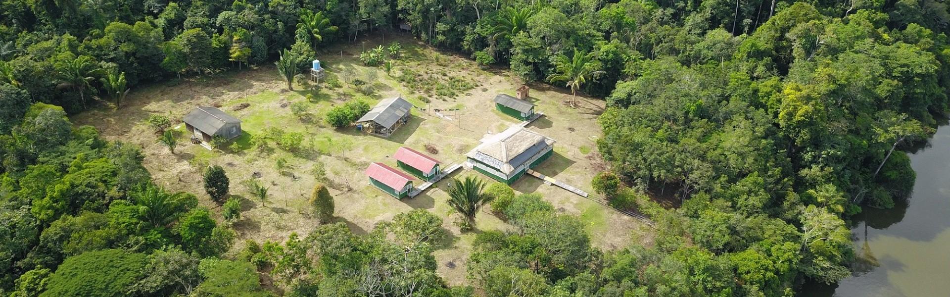 Programa Destinos faz gravações na Pousada Bararati Amazonas